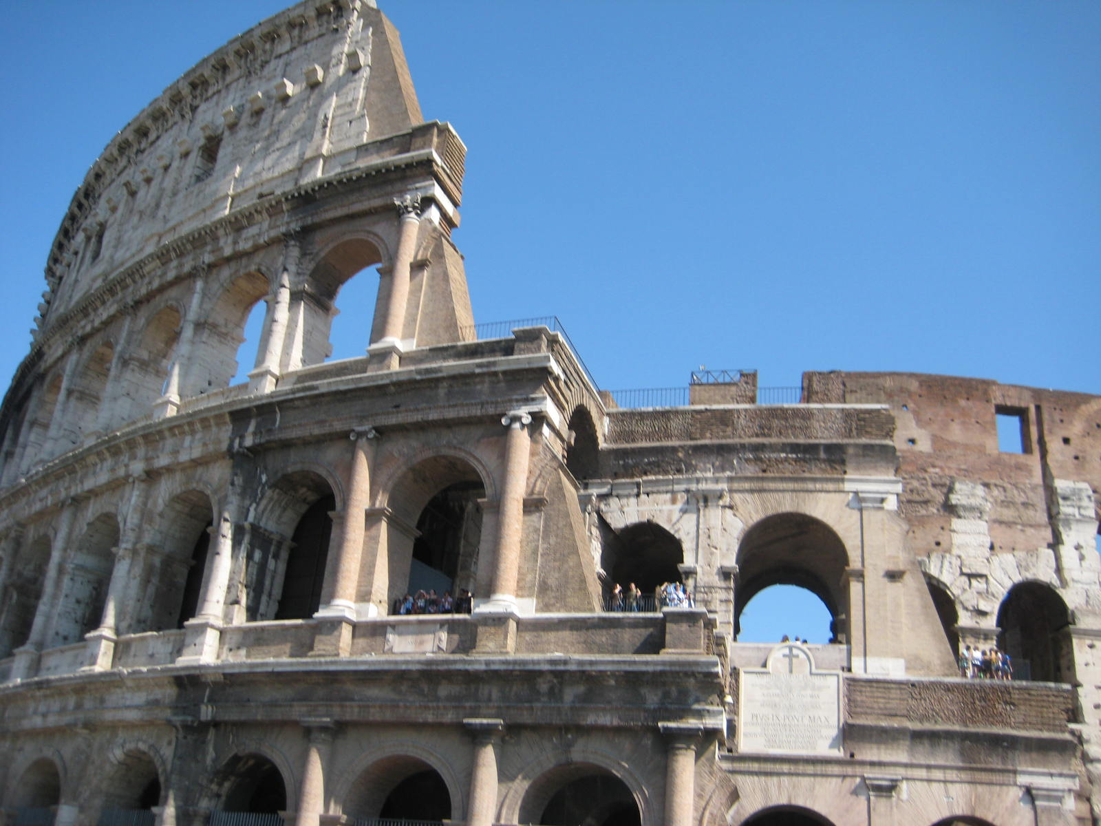 Famous Roman Architecture Buildings Of Ancient Rome