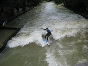 Surfing the Stream