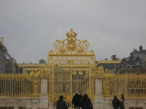 At the Palace Gates
