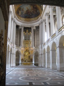 Royal Chapel Entrance